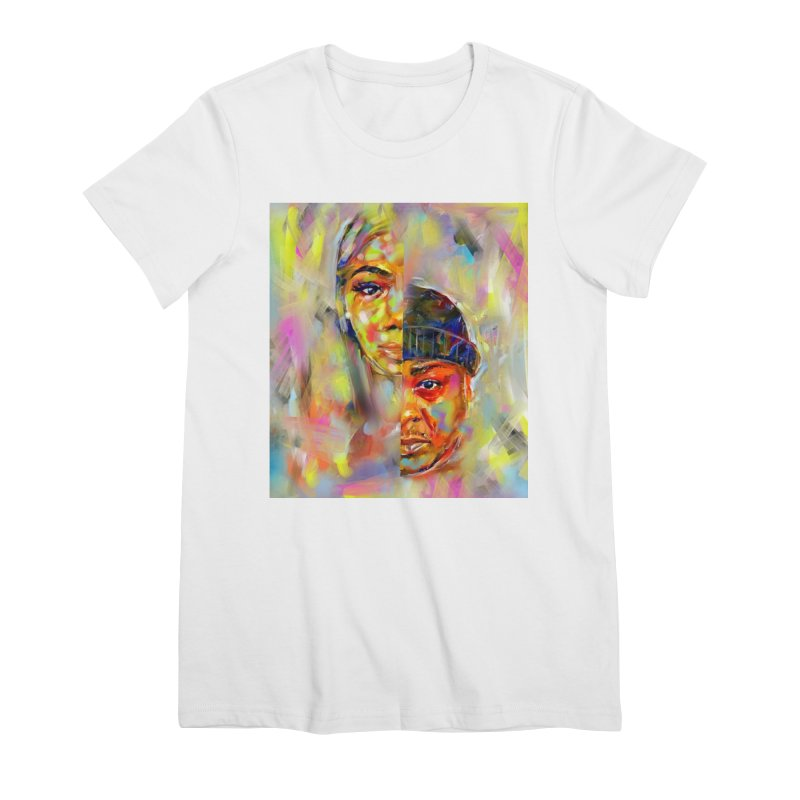P.O.V. Collection Women's T-Shirt by K'Valentine's Artist Shop