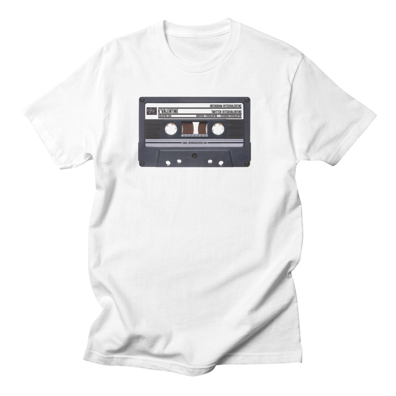 KASSETTE TIZ-APE Men's T-Shirt by K'Valentine's Artist Shop