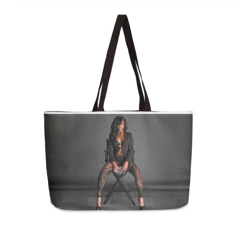 BOSS LADY K Accessories Weekender Bag Bag by K'Valentine's Artist Shop