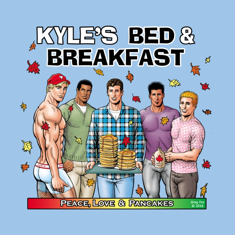 Love & Pancakes! in  by Kyle's Bed & Breakfast Fine Clothing & Gifts Shop