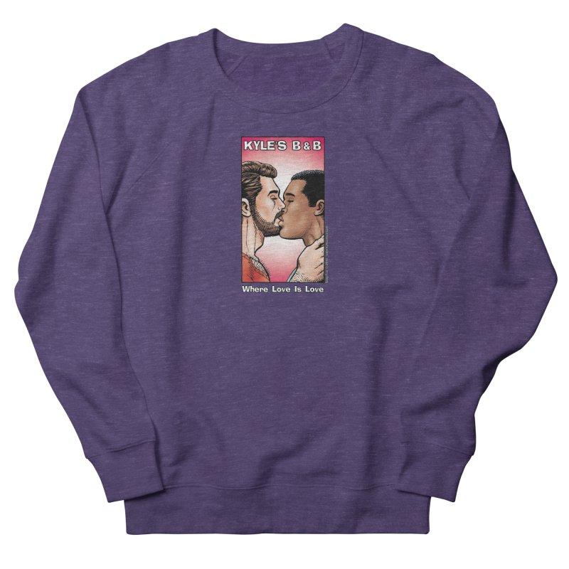 Drew & Lance - Love is Love Women's Sweatshirt by Kyle's Bed & Breakfast Fine Clothing & Gifts Shop