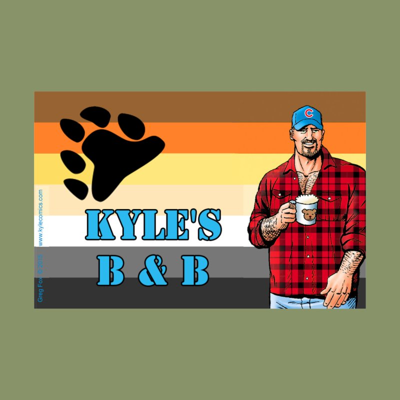 Jake - Bear Flag None  by Kyle's Bed & Breakfast Fine Clothing & Gifts Shop