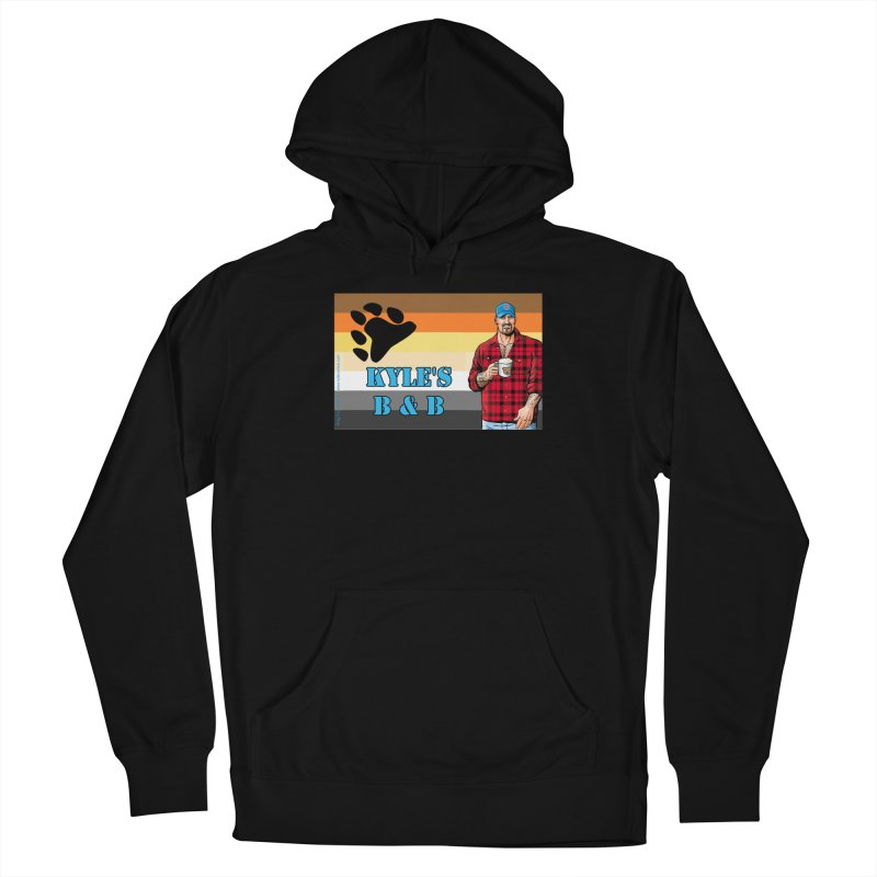 Jake - Bear Flag Women's Pullover Hoody by Kyle's Bed & Breakfast Fine Clothing & Gifts Shop