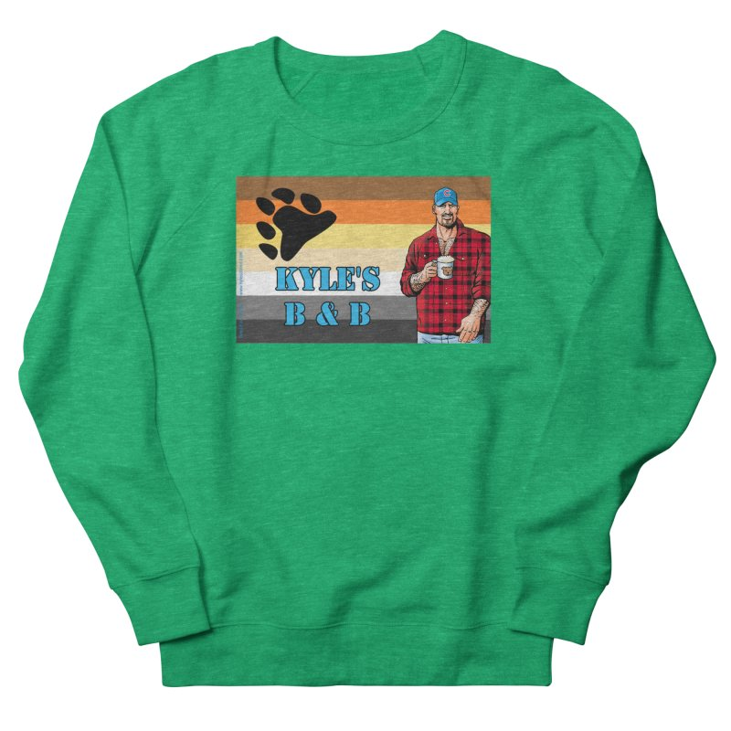 Jake - Bear Flag Women's Sweatshirt by Kyle's Bed & Breakfast Fine Clothing & Gifts Shop