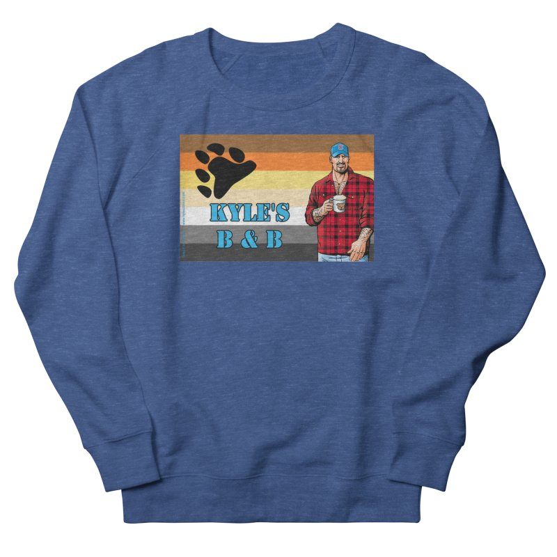 Jake - Bear Flag Men's Sweatshirt by Kyle's Bed & Breakfast Fine Clothing & Gifts Shop