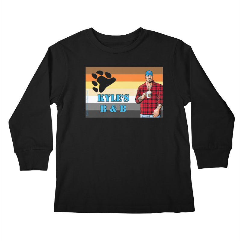 Jake - Bear Flag   by Kyle's Bed & Breakfast Fine Clothing & Gifts Shop
