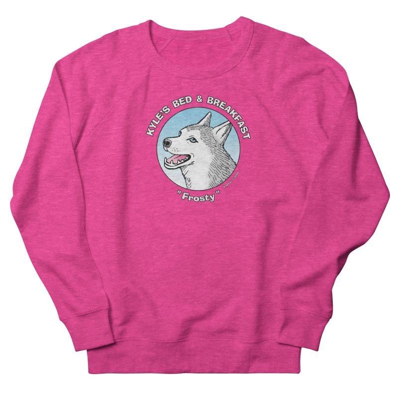 Frosty Men's Sweatshirt by Kyle's Bed & Breakfast Fine Clothing & Gifts Shop