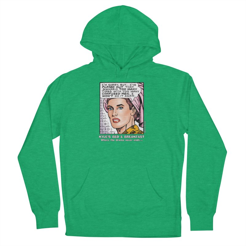 Morgan St. Cloud Women's Pullover Hoody by Kyle's Bed & Breakfast Fine Clothing & Gifts Shop