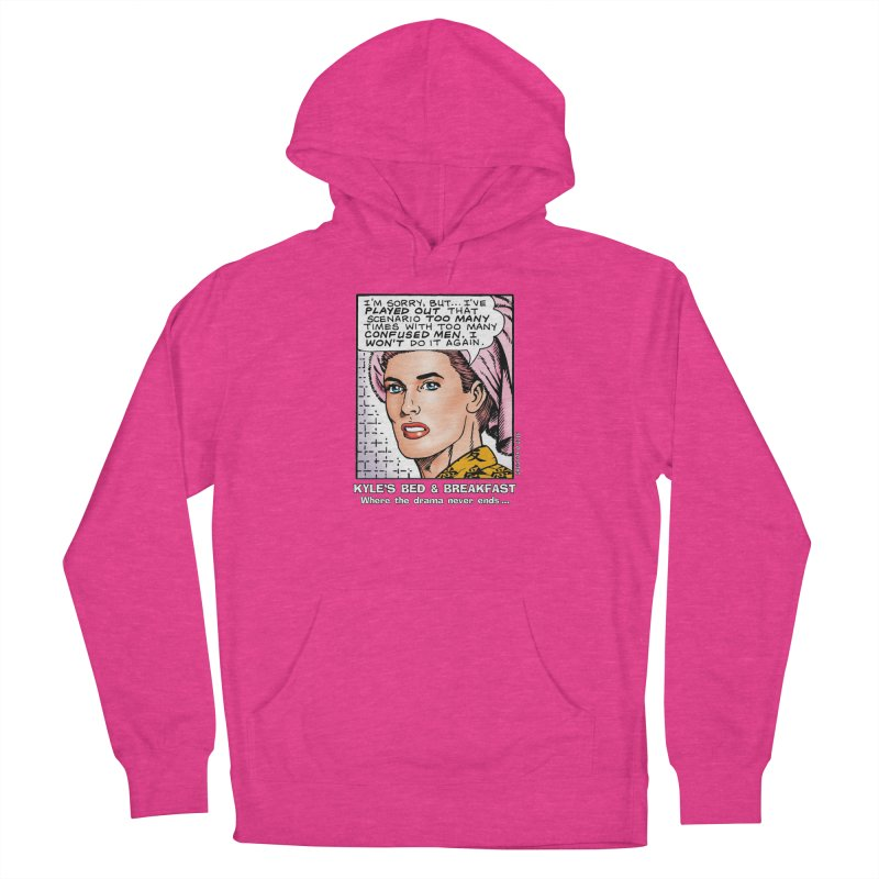 Morgan St. Cloud Men's Pullover Hoody by Kyle's Bed & Breakfast Fine Clothing & Gifts Shop