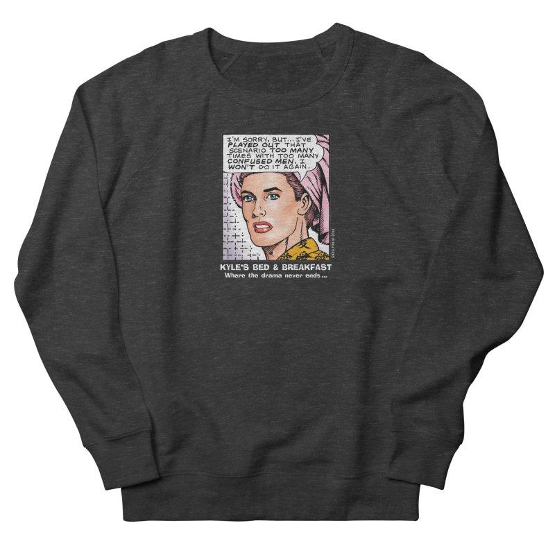 Morgan St. Cloud Women's Sweatshirt by Kyle's Bed & Breakfast Fine Clothing & Gifts Shop