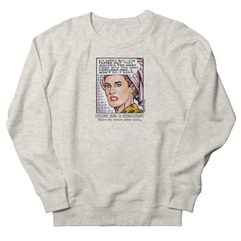 Morgan St. Cloud Men's Sweatshirt by Kyle's Bed & Breakfast Fine Clothing & Gifts Shop