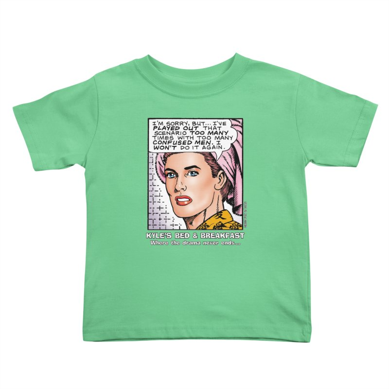 Morgan St. Cloud Kids Toddler T-Shirt by Kyle's Bed & Breakfast Fine Clothing & Gifts Shop