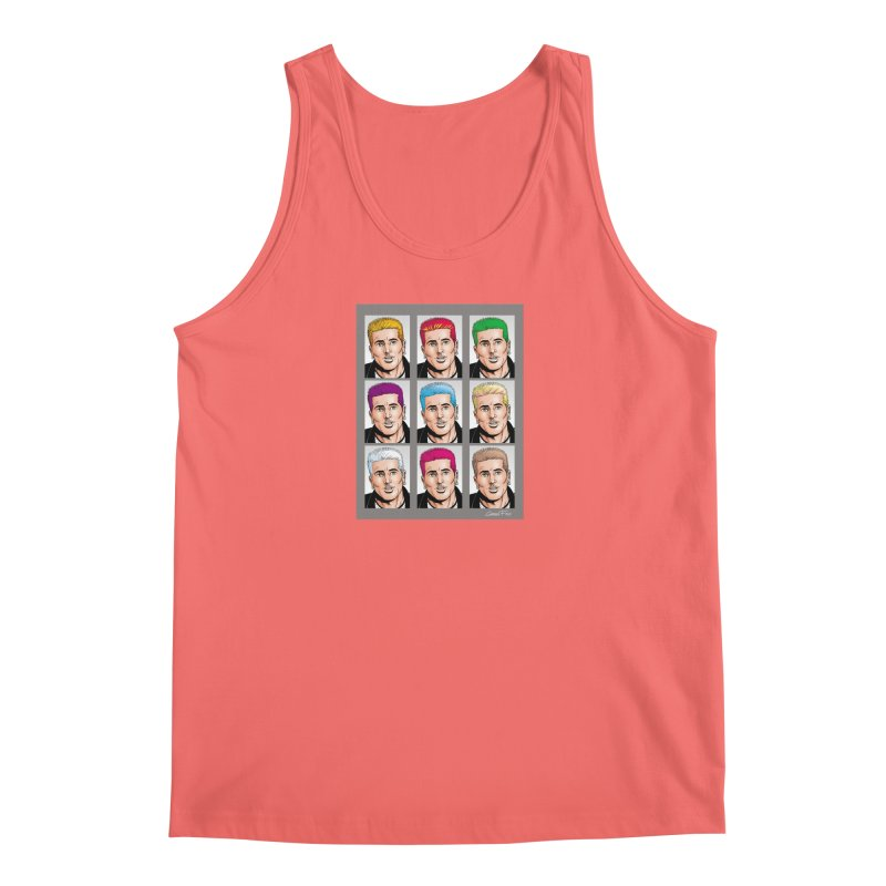 The Many Haircolors of Richard Men's Tank by Kyle's Bed & Breakfast Fine Clothing & Gifts Shop