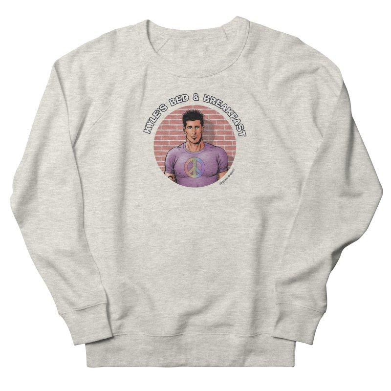 Eduardo - Peace Men's Sweatshirt by Kyle's Bed & Breakfast Fine Clothing & Gifts Shop