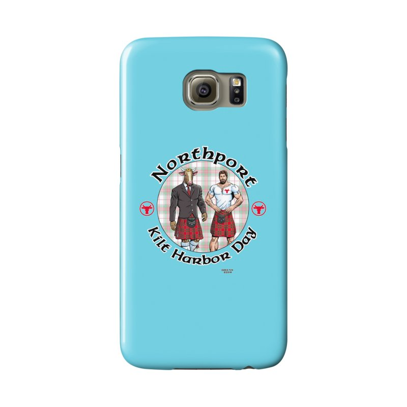 Northport - Kilt Harbor Day Accessories Phone Case by Kyle's Bed & Breakfast Fine Clothing & Gifts Shop