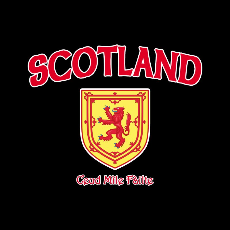 Scotland - Ceud Mìle Fàilte Men's Sweatshirt by Kyle's Bed & Breakfast Fine Clothing & Gifts Shop