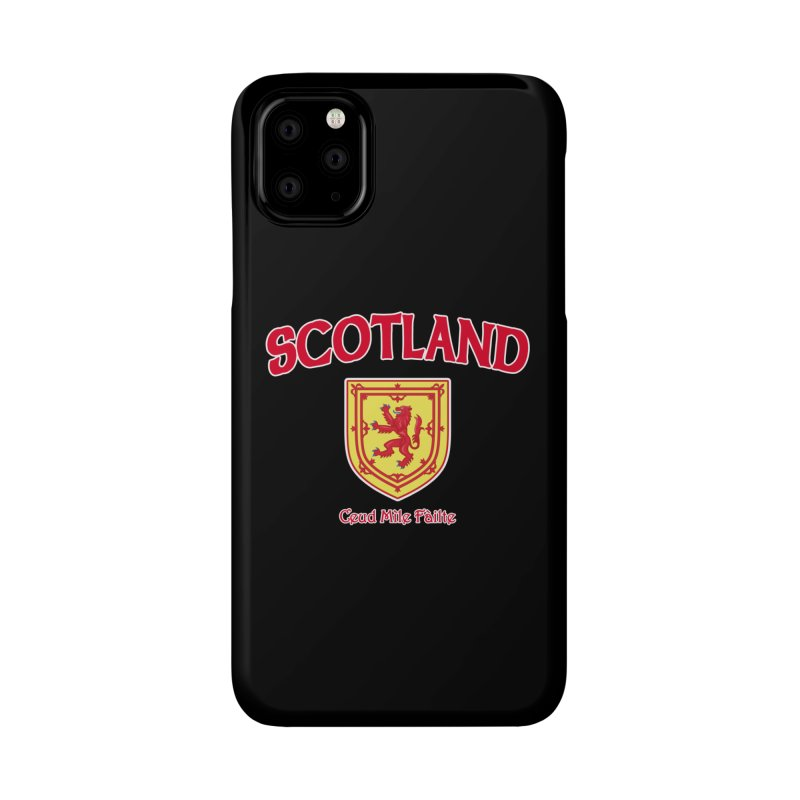 Scotland - Ceud Mìle Fàilte Accessories Phone Case by Kyle's Bed & Breakfast Fine Clothing & Gifts Shop