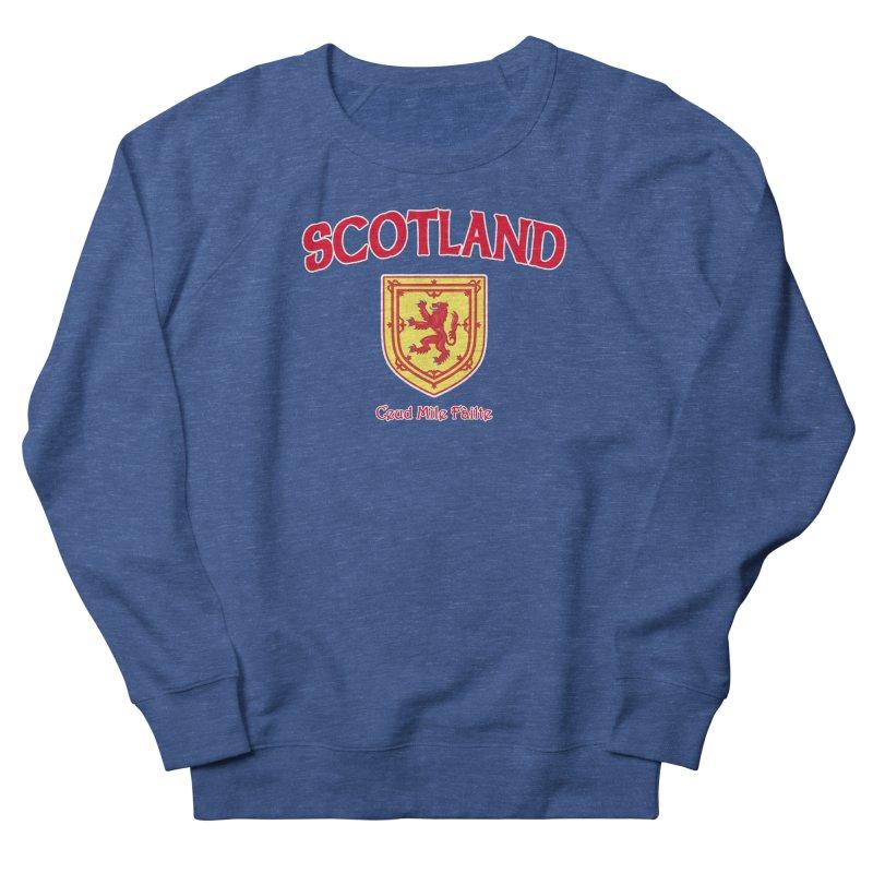 Scotland - Ceud Mìle Fàilte Men's Sweatshirt by Kyle's Bed & Breakfast Fine Clothing & Gifts Shop