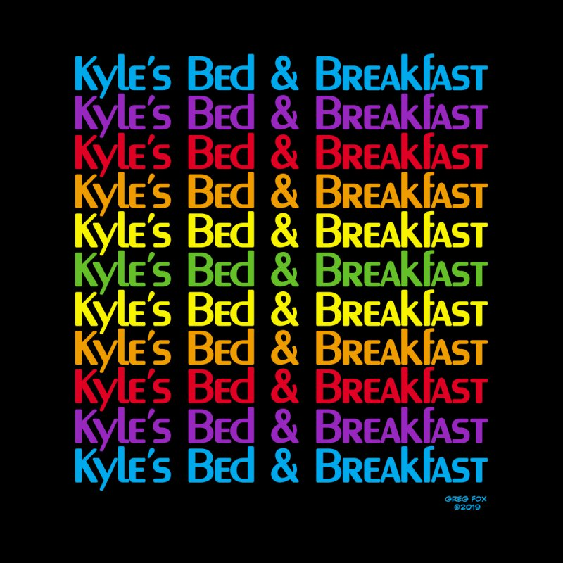 Kyle's B&B -  Love is All Around by Kyle's Bed & Breakfast Fine Clothing & Gifts Shop