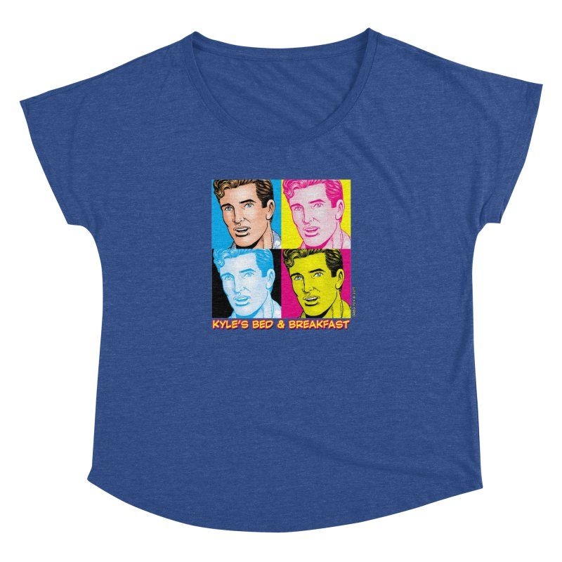 Pop Art Kyle   by Kyle's Bed & Breakfast Fine Clothing & Gifts Shop
