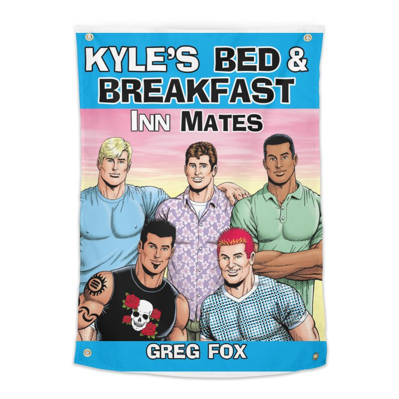 Inn Mates Cover Home Tapestry by Kyle's Bed & Breakfast Fine Clothing & Gifts Shop