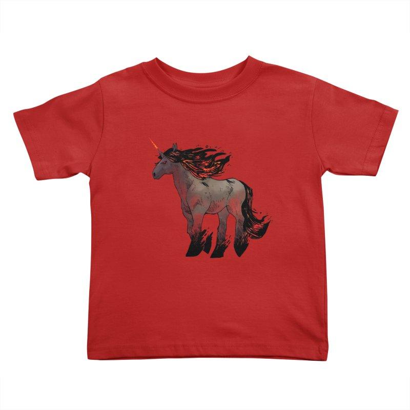 Nightmare Unicorn   by Kyle Ferrin's Artist Shop