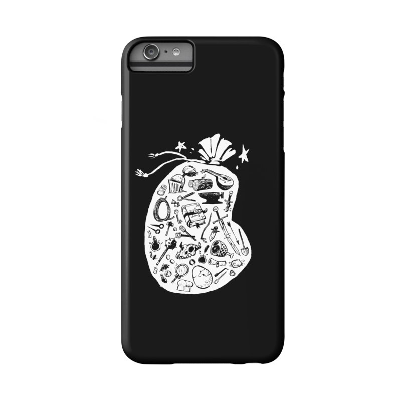 Bag of Holding Accessories Phone Case by Kyle Ferrin's Artist Shop