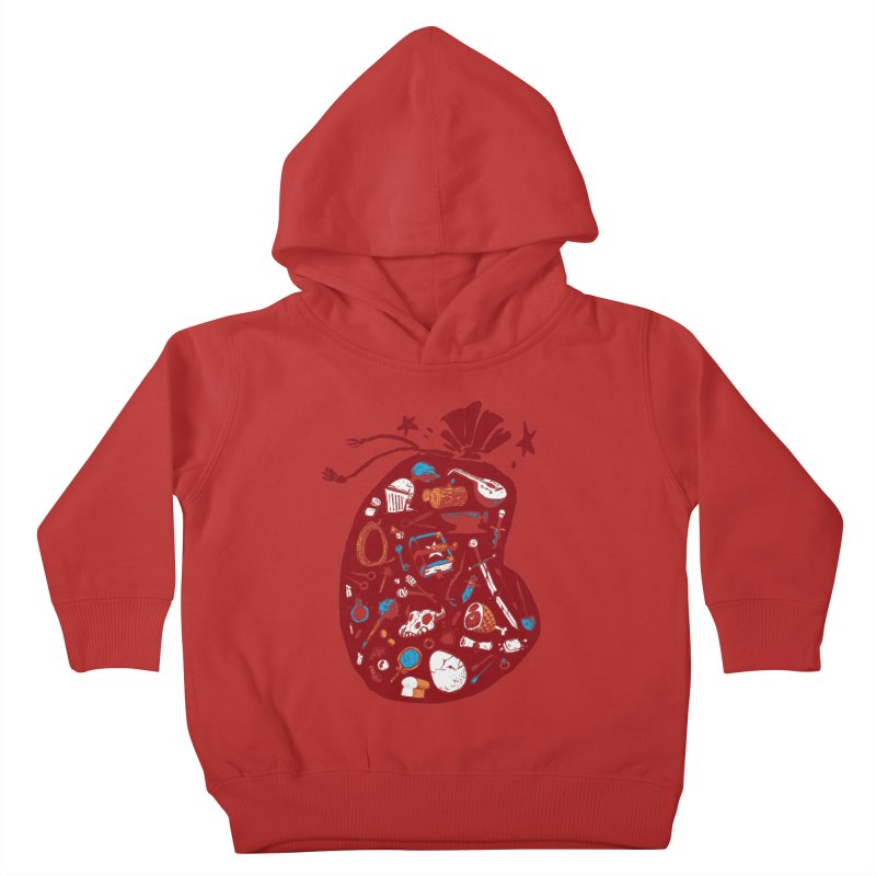 Bag of Holding Kids Toddler Pullover Hoody by Kyle Ferrin's Artist Shop