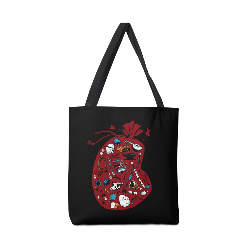 Bag of Holding Accessories Tote Bag Bag by Kyle Ferrin's Artist Shop