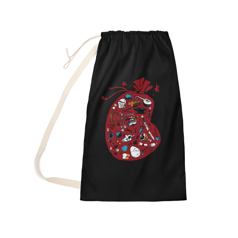 Bag of Holding Accessories Bag by Kyle Ferrin's Artist Shop