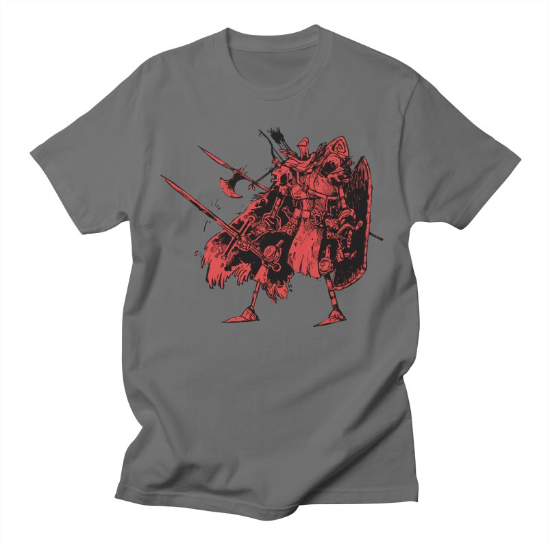 Fighter Men's T-Shirt by Kyle Ferrin's Artist Shop