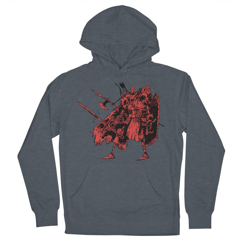 Fighter Men's Pullover Hoody by Kyle Ferrin's Artist Shop