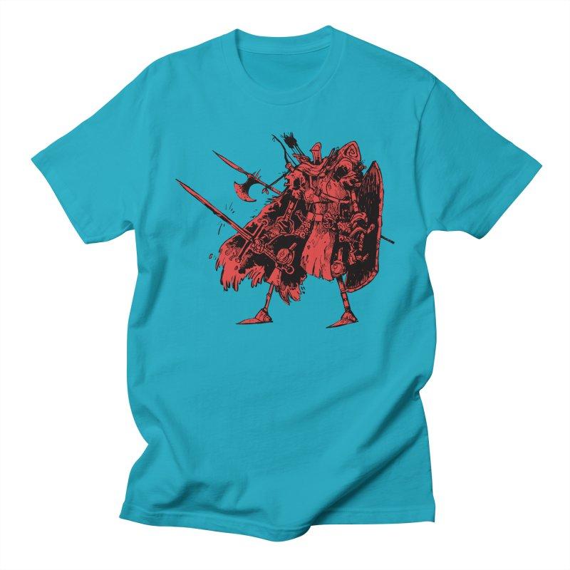 Fighter Men's Regular T-Shirt by Kyle Ferrin's Artist Shop