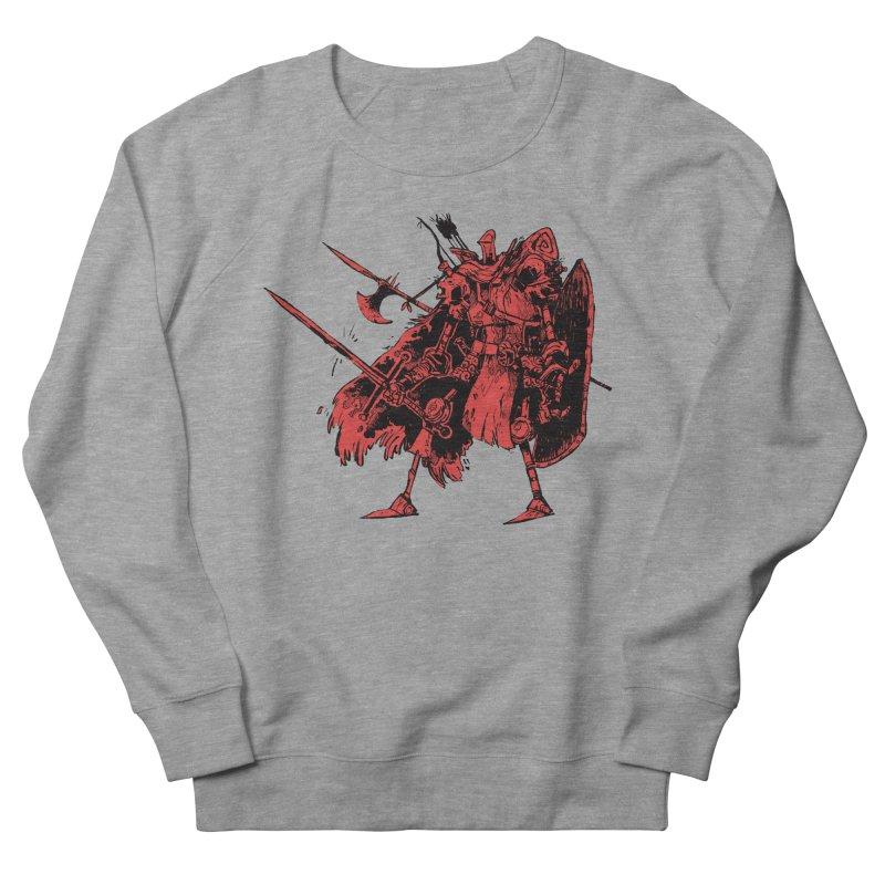 Fighter Men's Sweatshirt by Kyle Ferrin's Artist Shop