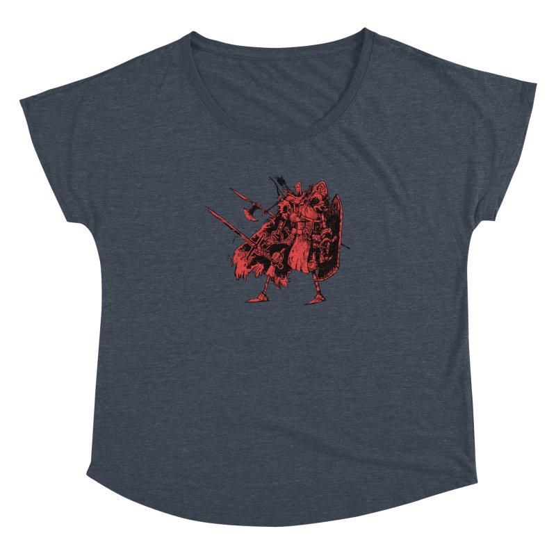 Fighter Women's Dolman by Kyle Ferrin's Artist Shop