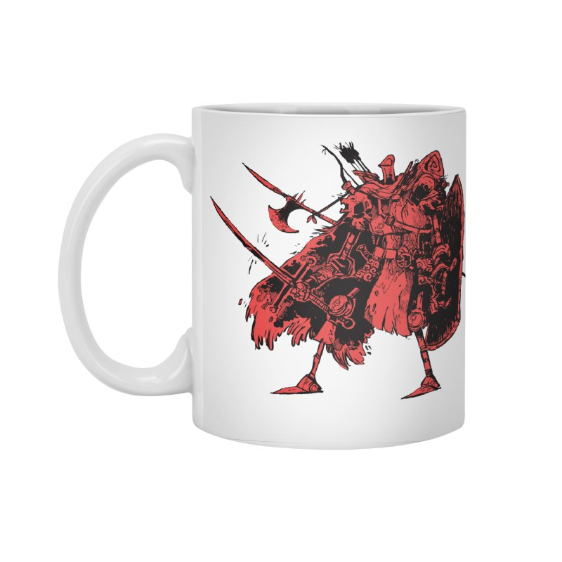 Fighter Accessories Mug by Kyle Ferrin's Artist Shop