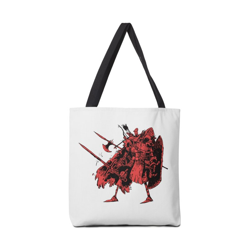 Fighter Accessories Tote Bag Bag by Kyle Ferrin's Artist Shop