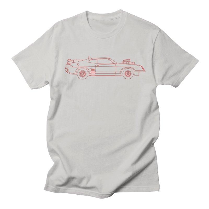 The Last of V8 Interceptors Men's Regular T-Shirt by Kyle Ferrin's Artist Shop