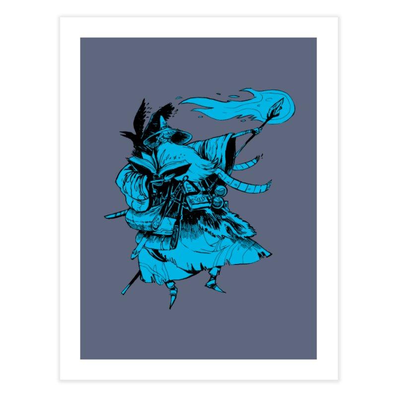 Wizard Home Fine Art Print by Kyle Ferrin's Artist Shop