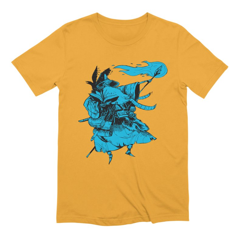 Wizard Men's T-Shirt by Kyle Ferrin's Artist Shop