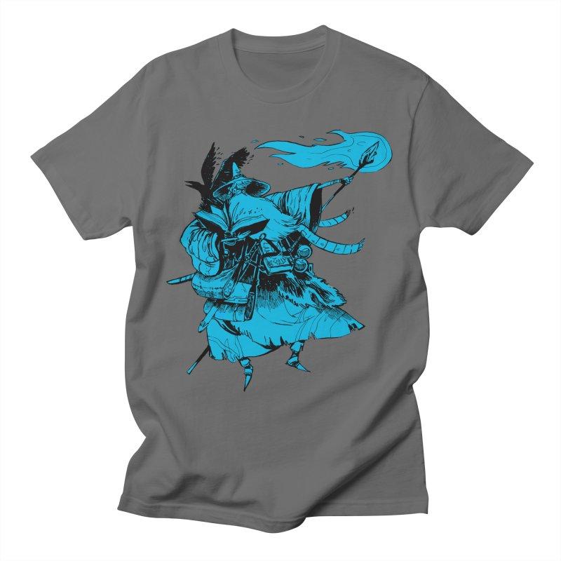 Wizard Men's T-Shirt by Kyle Ferrin's Artist Shop