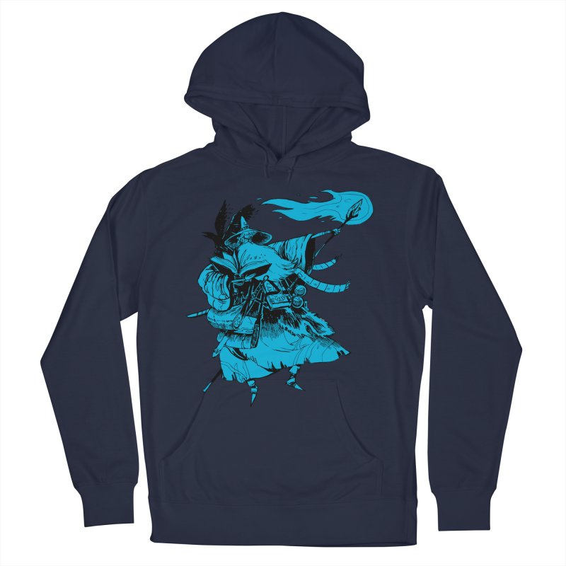 Wizard Men's Pullover Hoody by Kyle Ferrin's Artist Shop