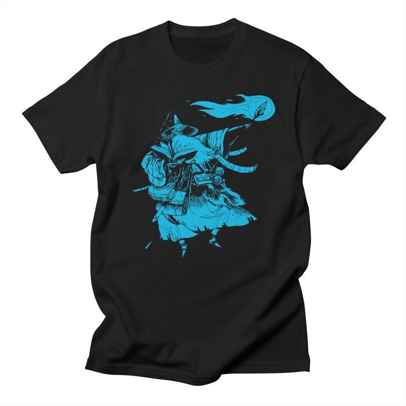 Wizard Women's T-Shirt by Kyle Ferrin's Artist Shop