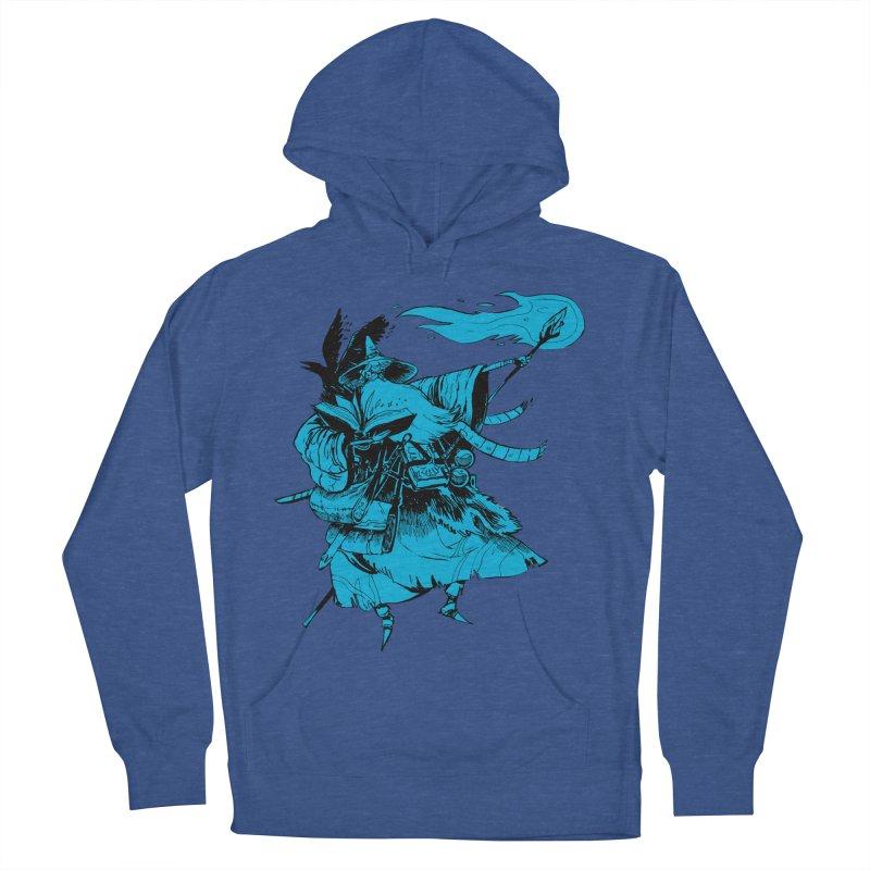 Wizard Men's Pullover Hoody by Kyle Ferrin's Artist Shop