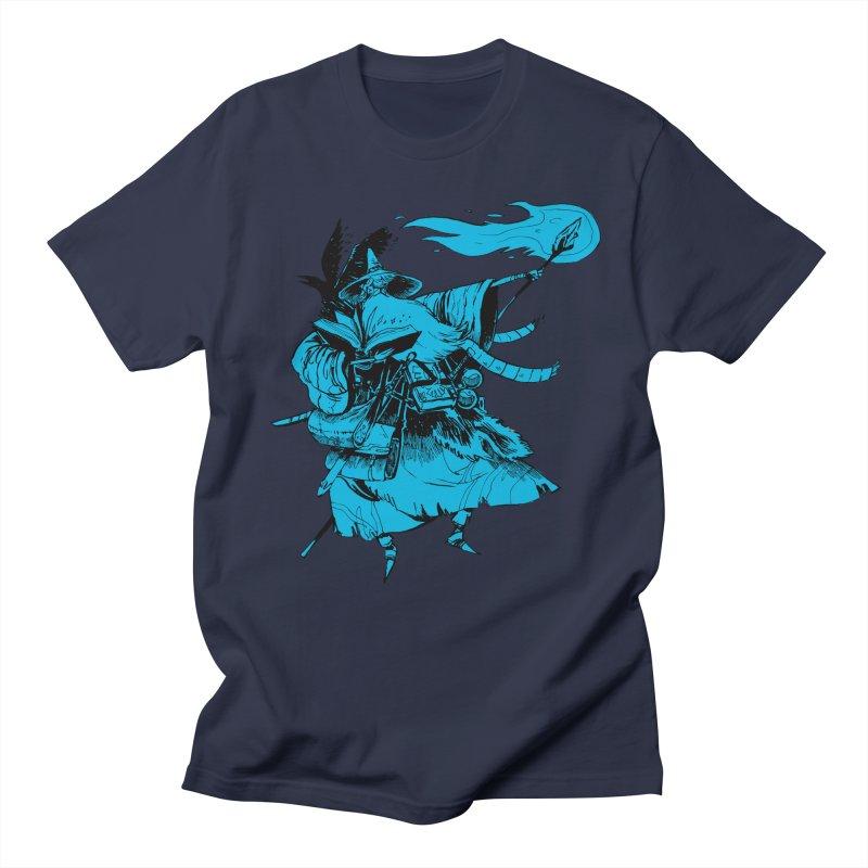 Wizard Men's Regular T-Shirt by Kyle Ferrin's Artist Shop