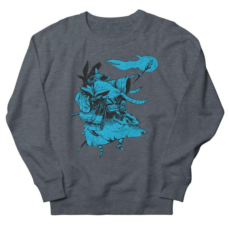Wizard Women's Sweatshirt by Kyle Ferrin's Artist Shop