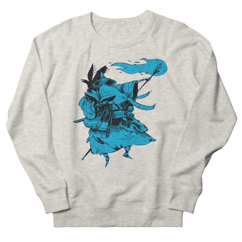 Wizard Women's French Terry Sweatshirt by Kyle Ferrin's Artist Shop