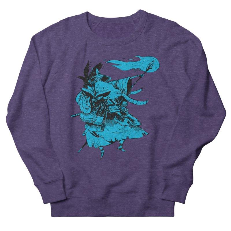 Wizard Men's Sweatshirt by Kyle Ferrin's Artist Shop