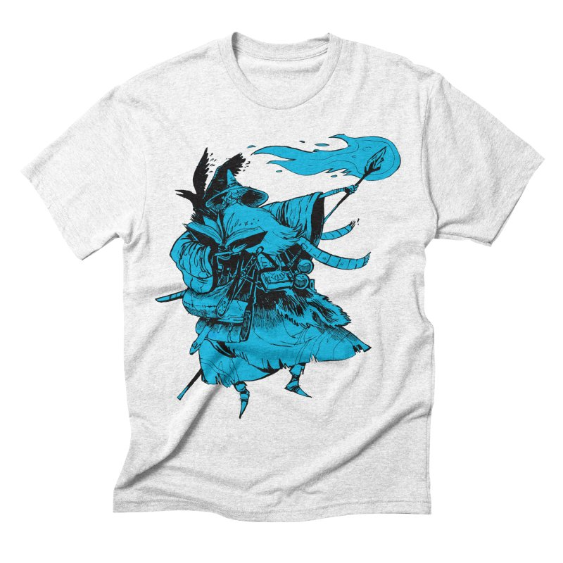 Wizard Men's Triblend T-shirt by Kyle Ferrin's Artist Shop