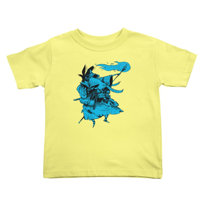 Wizard Kids Toddler T-Shirt by Kyle Ferrin's Artist Shop